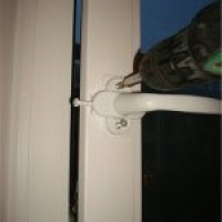 Гребенки на окно для проветривания