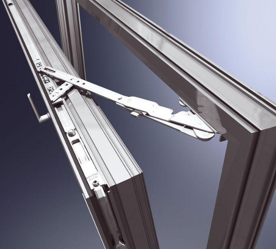 Ремонт алюминиевых окон и евроокон