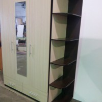 Шкаф плательный Кассандра 3 без зеркала 9700р